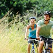 Fahrradfahren in Bad Waldliesborn